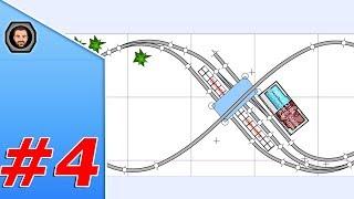 #4 Bau meiner Modelleisenbahn Spur N - Gleise schottern