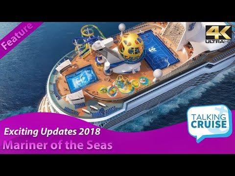 Mariner of the Seas - 2018 Refurbishment Preview