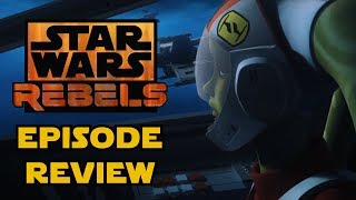 Star Wars Rebels Season 4 - Rebel Assault Episode Review