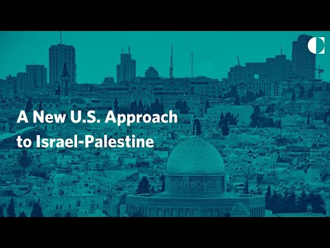 A New U.S. Approach to Israel-Palestine