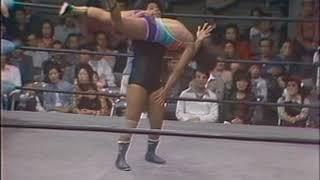 Chiyo Obata & Terumi Sakura vs. Sandy Parker & Paula Kaye (IWE 10/7/1974) CLIPS