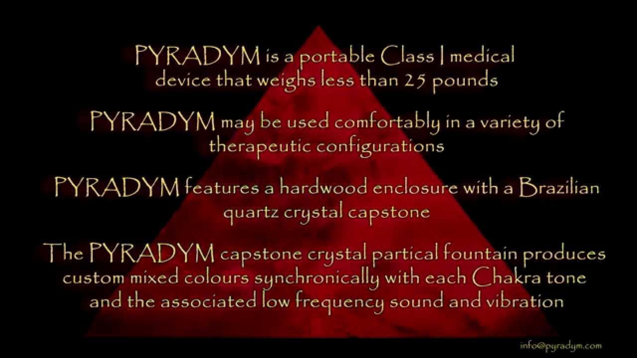 Pyradym Presentation