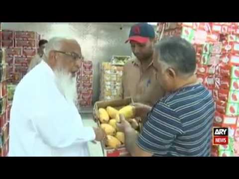 Dubai fruits & vegetables markets