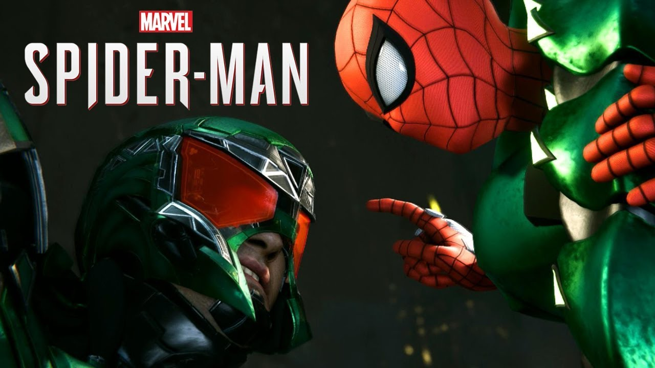 Marvels Spider Man PS4 Version Full Free Game Download