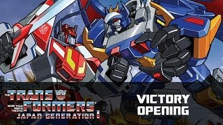 Transformers: Victory Opening