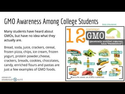 Genetic Modification of Food Sources