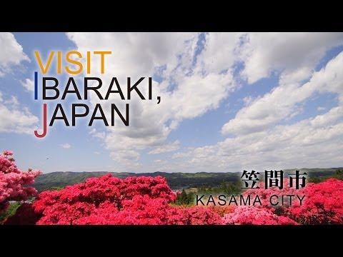 笠間市-KASAMA CITY- VISIT IBARAKI,JAPAN GUIDE