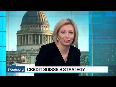 Tidjane Thiam CEO Of Credit Suisse On Bitcoin's Restructurin