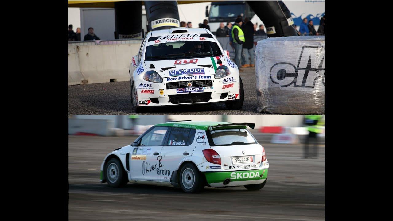 MotorCircus 2015 - 3° Memorial Angelo Caffi - Modern rally cars ...