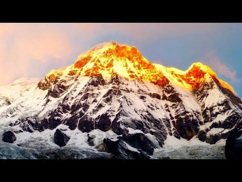 Joe Bonamassa - Mountain Climbing (HD) (4a of 8) - Hiking to Annapurna Base Camp - Nepal