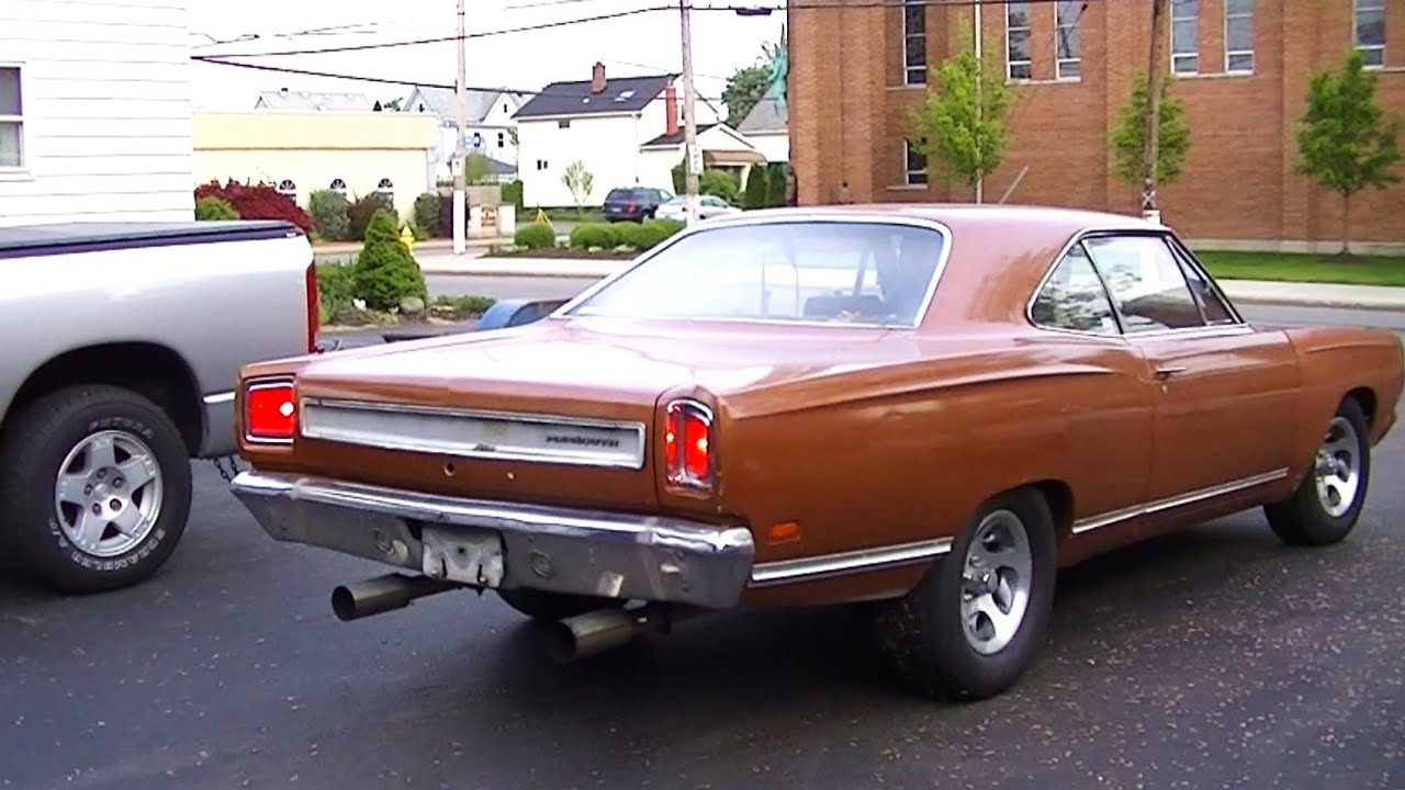 Plymouth Satellite 1968 Plymouth Satellite A Photo On