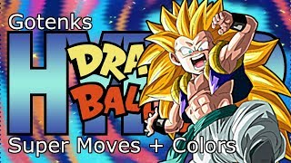 Hyper Dragon Ball Z: Gotenks Supers + Colors