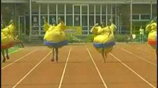 2009 Sumo Suit Athletics World Championships.
