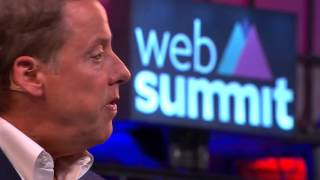 Bill Ford at Web Summit 2015: Changing the way the world moves - again.