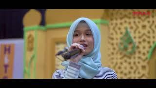 performance deen assalam cover by tiara al fayza