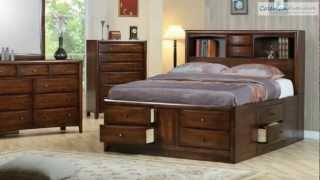 Hillary Storage Bedroom Collection From Coaster Furniture