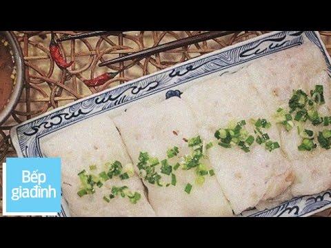 Bánh củ cải Bạc Liêu - Yêu Bếp Gia Đình