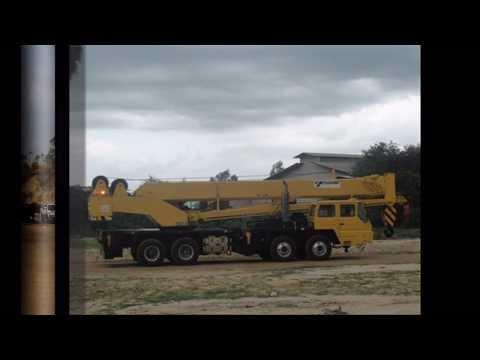 รถบรรทุกติดเครนรับจ้าง 081-907-2924