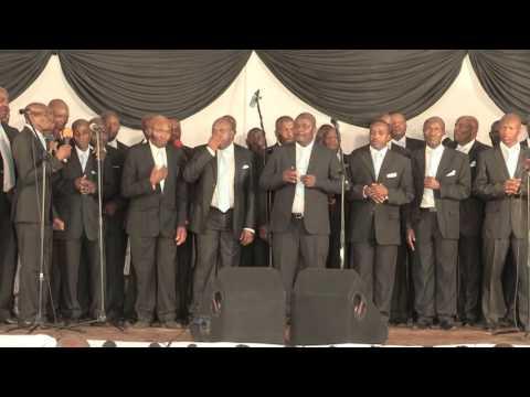 Advent Kings Chorale rendering    Wena osindwayo