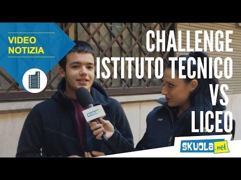 Challenge Liceo vs Istituto Tecnico: rispondono gli studenti