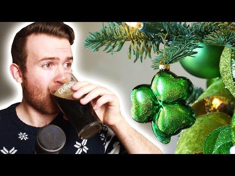 5 Weird Irish Christmas Traditions You've Never Heard Of