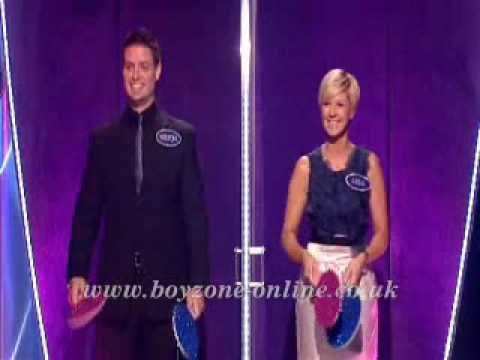 Keith Duffy @ Mr & Mrs All Star Special 2/3