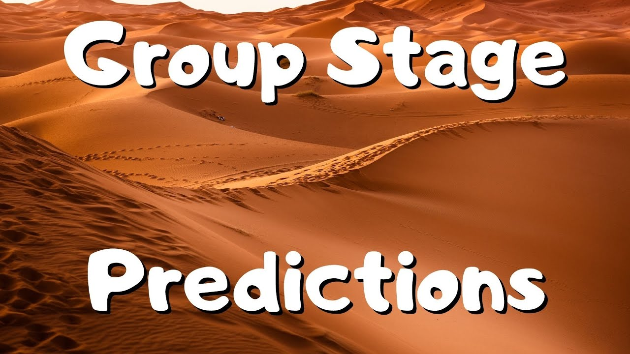 KOTD3 Group Stage Analysis/Predictions
