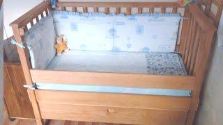 детская мебель(В гостях у внуков.Кроватка и стульчик., 2015-04-26T10:40:44.000Z)