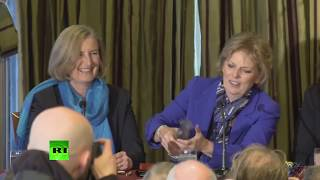 LIVE:  Anna Soubry, Heidi Allen and Sarah Wollaston give presser on why they joined Ind Group