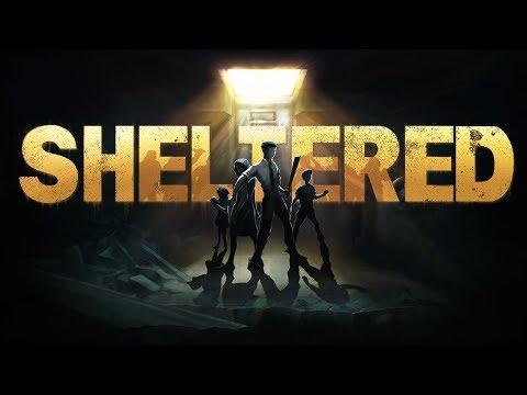 SHELTERED - Трудности Выживания в Бункере! #1