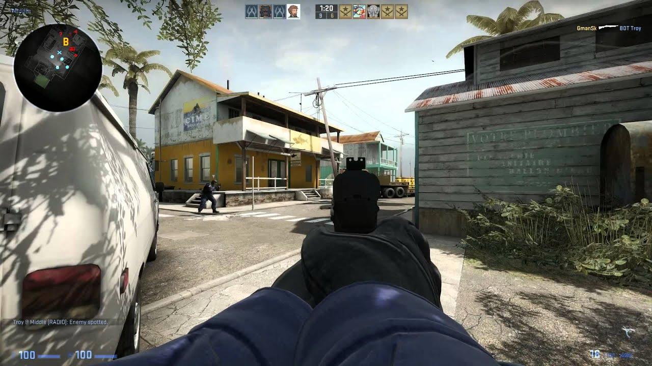 Next-gen viewmodel settings in CS:GO