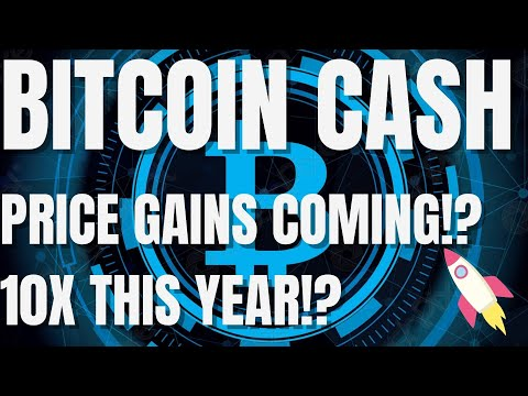 Download Bitcoin Cash 10x This Year!? - BCH Price Prediction & Forecast 2021