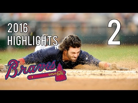 Dansby Swanson | 2016 Rookie Highlights
