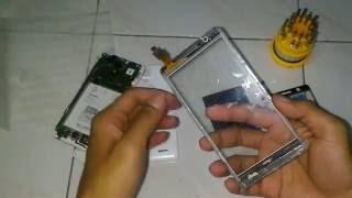 Ganti/Replacement Touchscreen Lenovo A536