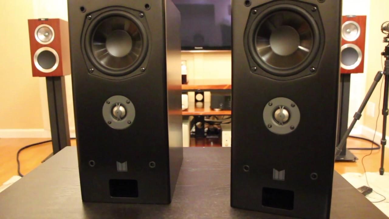Monoprice Monolith K Bas Speakers Review