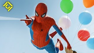 SPIDER-MAN: CAKE DAY