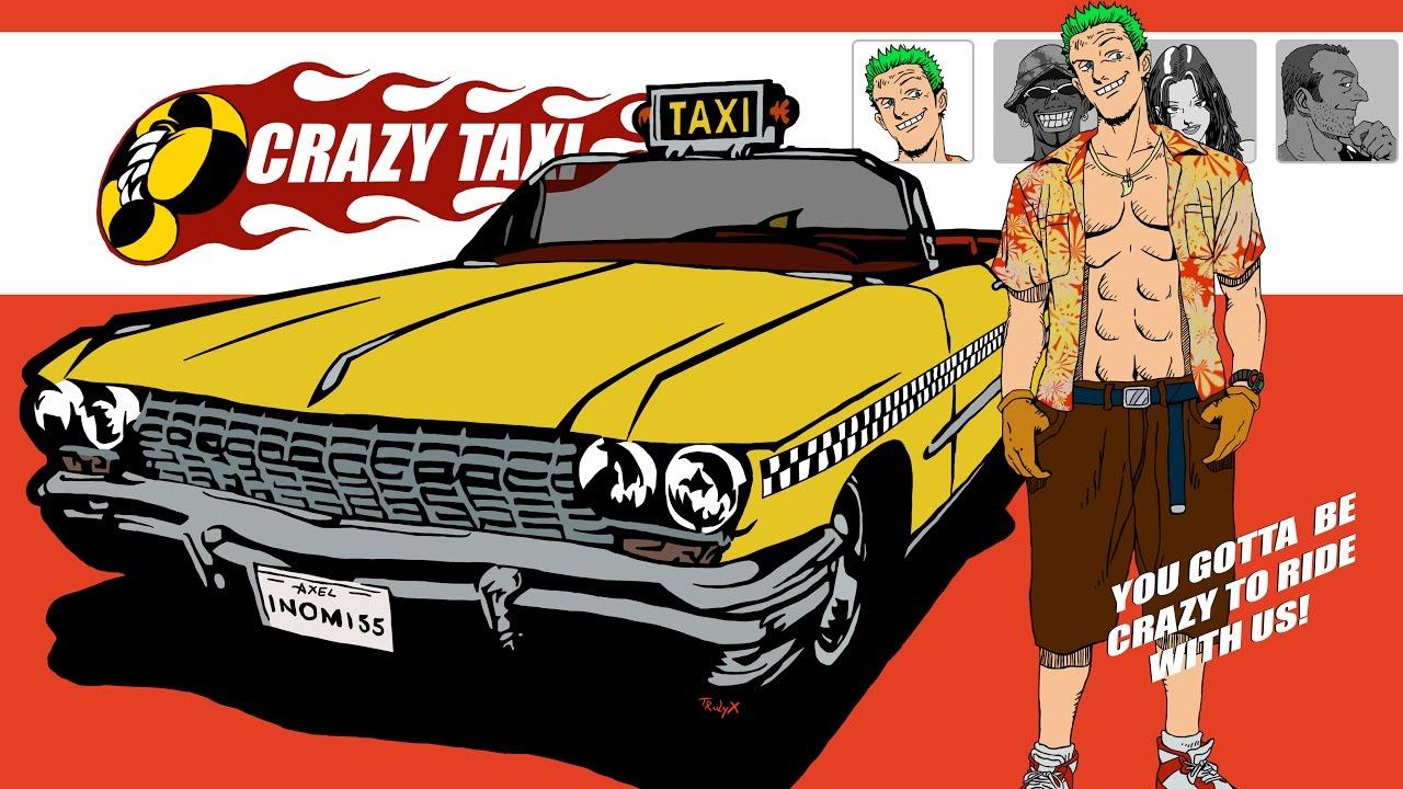 نتيجة بحث الصور عن crazy taxi wallpaper