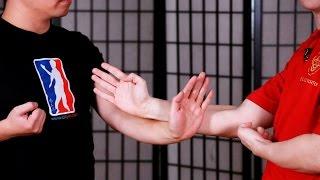 Dan Chi Sau aka Single Hand Chi Sau | Wing Chun