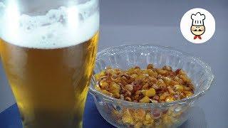СОЛЕНАЯ КУКУРУЗА К ПИВУ!!! Salted corn to beer