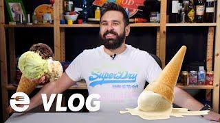 Φαγητοαπορίες #4 [S04E30] - Αυτό με τα Παγωτά