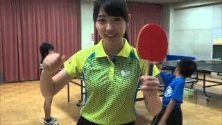 日頃の練習の成果を試しに、 小学生と対戦! 【卓球】Ru:RunVS中学生 第...