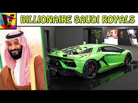 20 Expensive Things Owned By Saudi Royal Family Billionaires