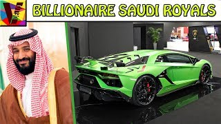 Royal Saudi Billionaires And 20 Expensive Things They Own