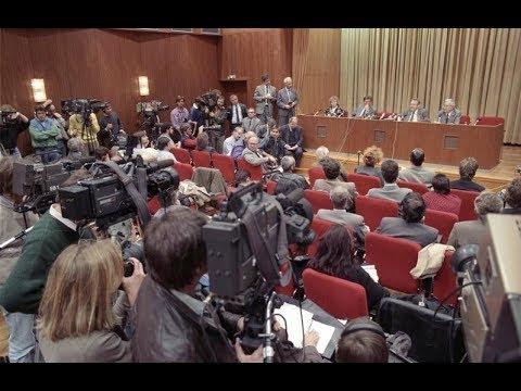 Schabowskis Pressekonferenz 09.11.1989 In Voller Länge