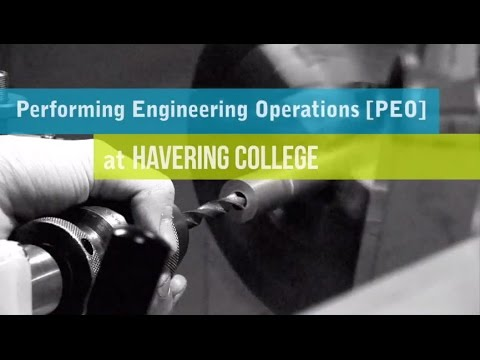 PEO courses at Havering College