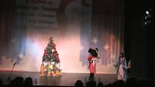 1 2 3 Dedo Mraz se skri - Prv del