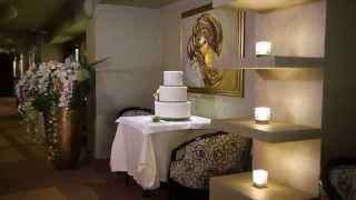 Nonpareil.ua - Свадебный торт - Красный Бархат