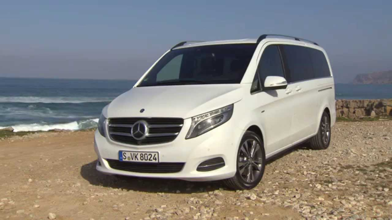 mercedes clase v 250 bluetec 4matic youtube. Black Bedroom Furniture Sets. Home Design Ideas