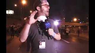 TYT Reporters Arrested For Being Journalists