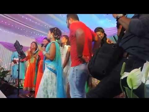 Hindi Gospel Mauritius - Shakti & Ashna Wedding Eve Celebration - 19 Nov 2016